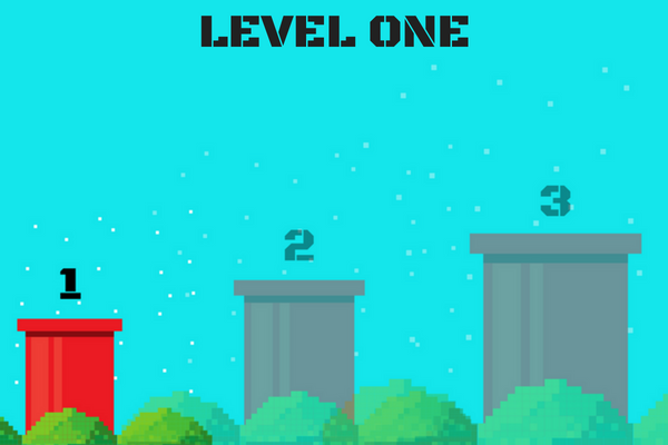 Level Up: Level One - Find your Area!